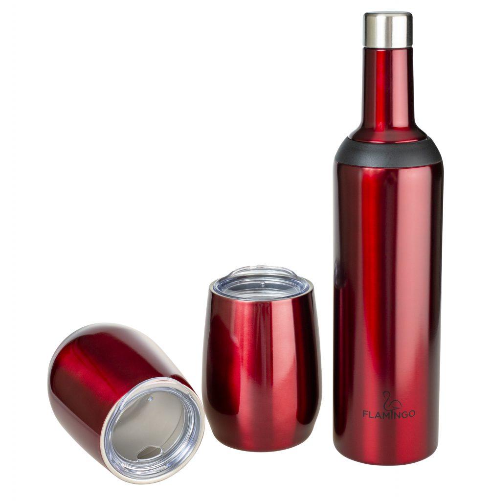 Insulated Wine Set
