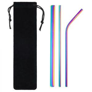 Rainbow Straw set